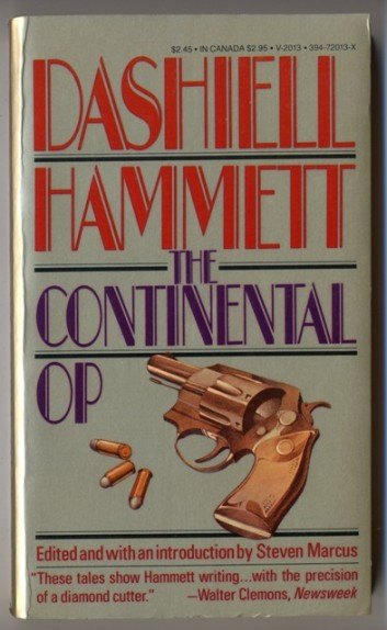 Continental Op Cover