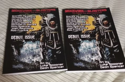 Issue 1 Print Proof Copies
