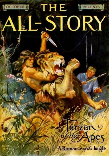 Tarzan_All_Story