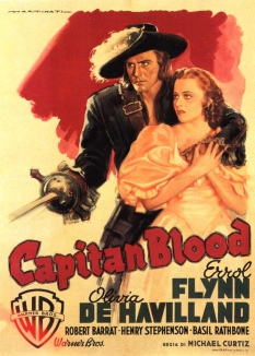Poster - Captain Blood (1935)_07