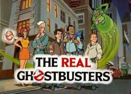 The Real Ghostbusters cartoon cast