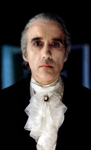 DraculaChristopherLee