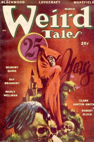 Cover of Weird Tales March 1948