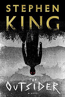 Cover of The Outsider by Stephen King