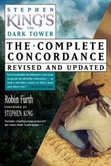 Cover of The Dark Tower: The Complete Concordance by Robin Furth.
